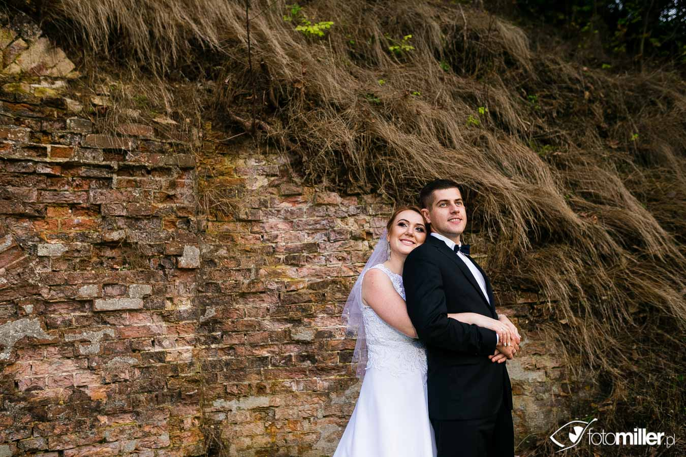 fotograf na ślub płońsk, fotografia ślubna nasielsk, plener ślubny twierdza modlin